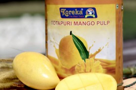 Thota puri Mango Pulp
